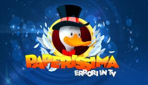 Paperissima logo