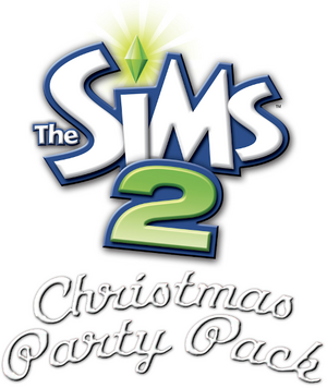 The Sims 2 - Christmas Party Pack