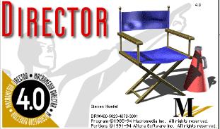 Macromedia Director 4