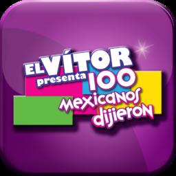 El Vitor Presenta 100 Mexicanos dijieron Mobile Game app