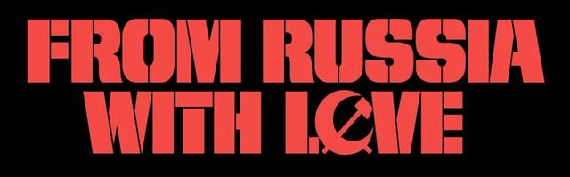 File:From Russia With Love Logo.jpg