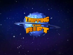 Tripping the Rift Logo