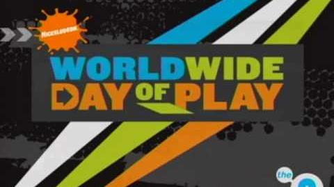 Worldwide Day of Play Nickelodeon, Noggin, Nicktoons, The N