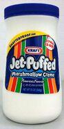 Jetpuffed Marshmallow Cream Tall Jar