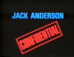 Jack Anderson Confidential
