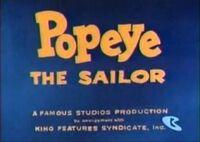 Popeye tv1943