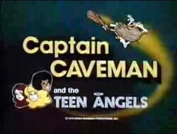 Captain caveman titles