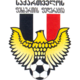 Georgian Football Federation logo (1990-1998)