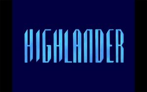 Highlander B