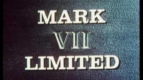 """Mark VII Limited """"Hammer"""" Logo (1977)"""