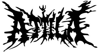 Attila metalcore band logo