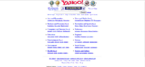 Yahoo Website 1997
