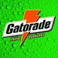 Gatorade 50th Anniversary logo USA