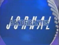 Jornal Bandeirantes 1990