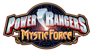 Power Rangers Mystic Force Logo
