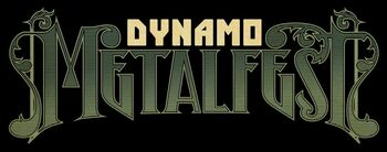 DynamoMetalFest logo