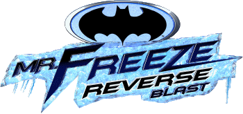 Mr Freeze Reverse Blast logo