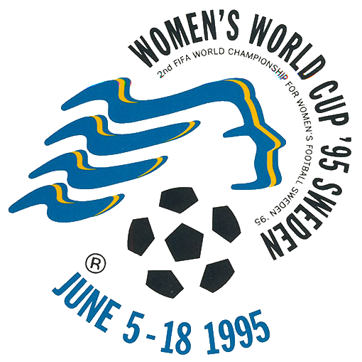 1995 FIFA Women's World Cup logo