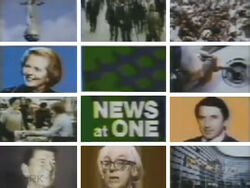News at One 1974