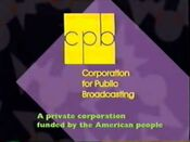 Corporation for Public Broadcasting Logo 7