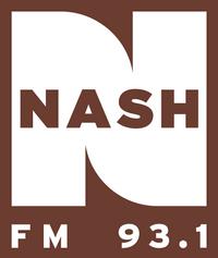 WDRQ Nash FM 93.1 logo