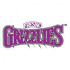 Fresno grizzlies logo