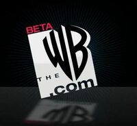 The WB com logo