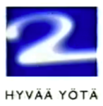 YLE TV2 2002 logo