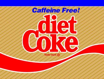 CF diet Coke 1983