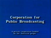 Corporation for Public Broadcasting Logo 5