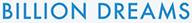 Da-iCE Billion Dreams logo