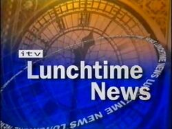 ITV Lunchtime News 2003