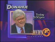 WEWS-TV Donahue promo 1987