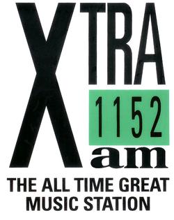 Xtra AM 1152 1991