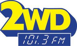 2WD WWDE 101.3 FM