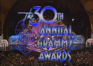 Grammys 30th