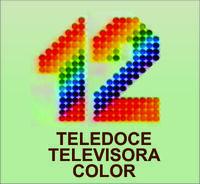 Logos Canal 12 - 1982