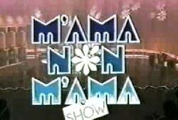 Mamanonmama