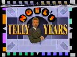 Noel's Telly Years