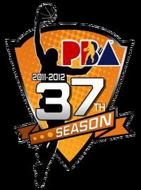 Pba 2011-12 logo