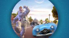 Planet 51 Wii Game Splash Screen