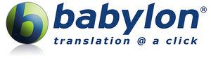 Babylon (translation software) logo
