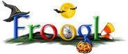 Froogle Halloween