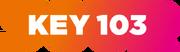 Key 103 logo 2015