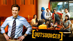 Outsourced TV series