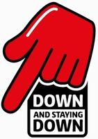 Coles down down