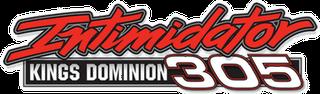 File:Intimidator 305 logo.png