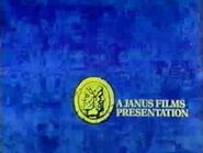 Janus films colour
