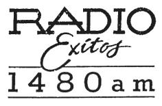 RadioExitos1480-LA 1996