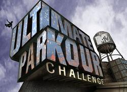 Ultimate Parkour Challenge Logo